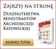 Duszpasterstwo Ministrantów Archidiecezji Katowickiej